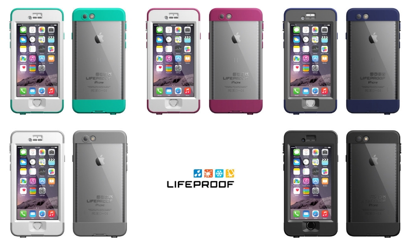 LifeProof iP6 NUUD case