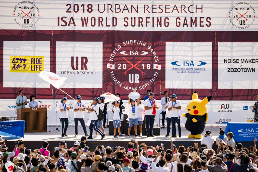 JPN_Overall_Team_Gold_Closing_Ceremony_ISA_Ben_Reed-13