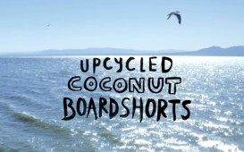 UPCYCLED COCONUT BOARDSHORTS 2019